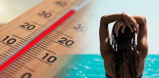 Δείτε σε ποια πόλη της Πελοποννήσου χθες καταγράφηκε ρεκόρ θερμοκρασίας για μήνα Μάιο (πρόγνωση διημέρου)