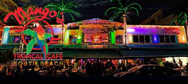 Balada Mango's Tropical em Miami