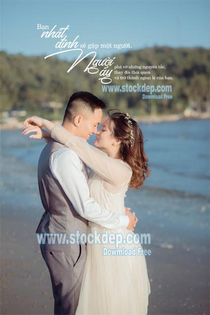 File ảnh cưới PSD