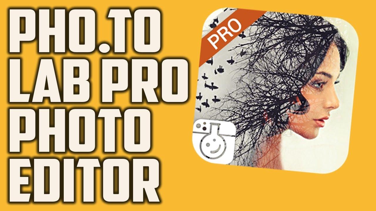 Photo Lab PRO Photo Editor v3.0.10 [PATCHED] APK