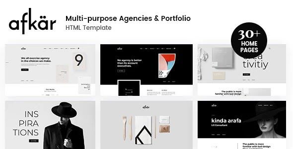 Creative Multipurpose Bootstrap Theme