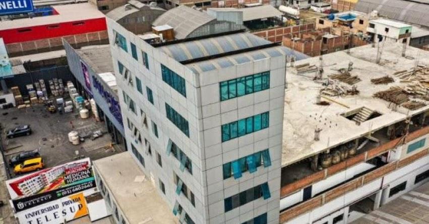 TELESUP: Universidad con falsa fachada de 7 pisos denuncia penalmente a funcionario de la SUNEDU, Martín Benavides