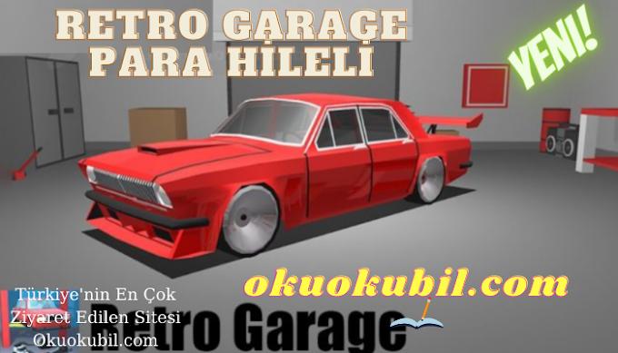 Retro Garage Car Mechanic Simulator v2.1.2 Para + Altın Hileli Mod Apk İndir