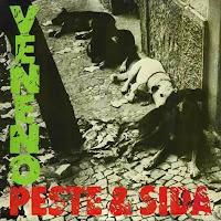 Portada de Veneno de Peste & Sida (1987)