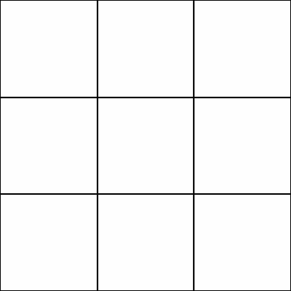 tasha s thinkings how to make a scramble square 9 piece matching