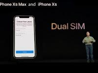 Kenali Keunikan e-SIM Pada iPhone Dual SIM