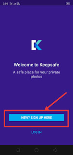 Keepsafe applock