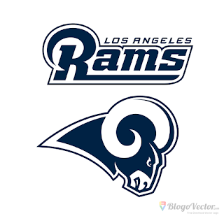 Los Angeles Rams Logo vector (.cdr)