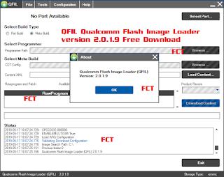Download QFIL Tool v2.0.1.9 | QFIL Tool Use For Backup QCN