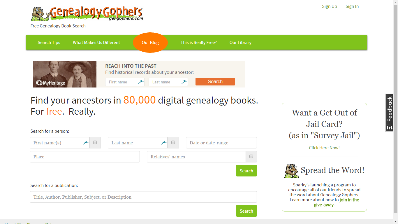 genea musings tuesday s tip check out digitized genealogy and