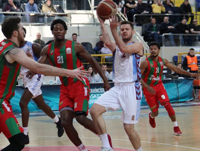 Basketbol Süper Ligi | Trabzonspor - Pınar Karşıyaka