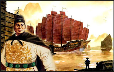 Kisah Ekspedisi Amada Laut Laksamana Agung Muslim Cheng Ho Yang Terlupakan