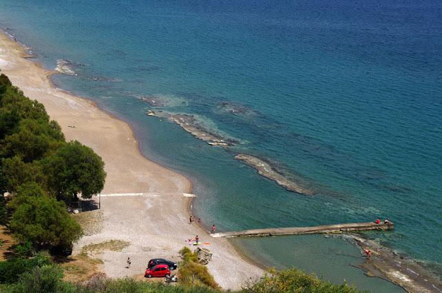 Παραλία Πλάκα Δρεπάνου στην Αργολίδα - Ο ελληνικός Άγιος Δομίνικος! (βίντεο)
