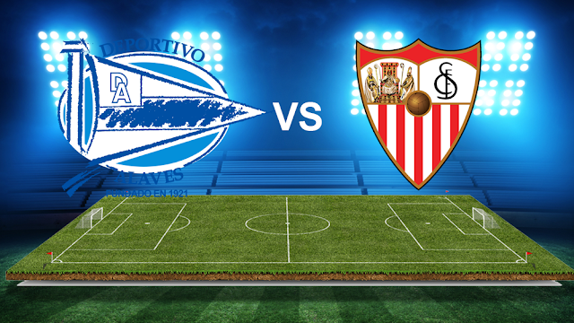 Alaves vs Sevilla Full Match & Highlights 14 January 2018