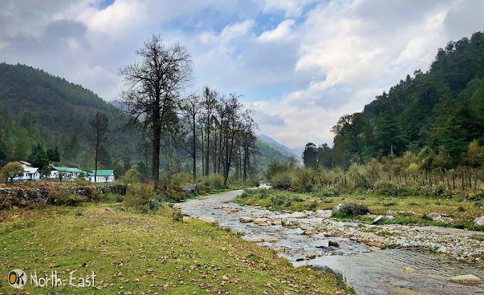 Travelling to Dirang or Tawang? You might want to spend a night in this village on the way