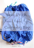 Best Ever Carry-On Bag Tips