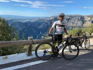 Gorges de Verdon ciclismo