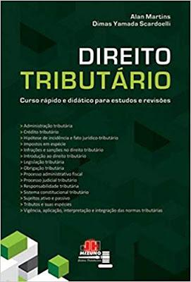 Direito Tributário Curso Rápido e Didático (Português)