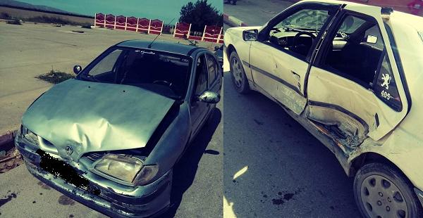 8 جرحى في حادث مرور بين سيارتين ببوقادير