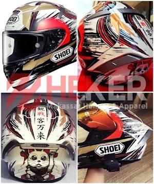 SHOEI Montegi X14 | Helm Makassar