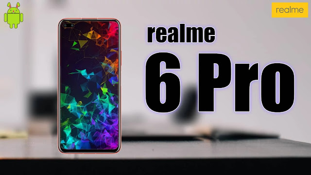 Realme 6, 6 Pro Stock Wallpapers HD Download