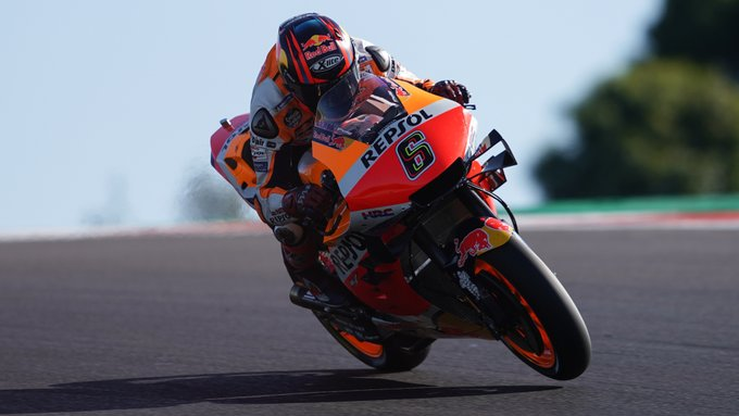 Digantikan Bradl, Marquez Absen di MotoGP Qatar 2021