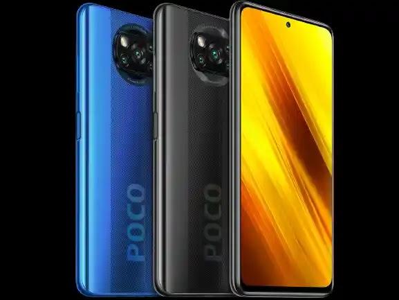 5 Best Smartphones Under 40000 in Pakistan [Poco X3]