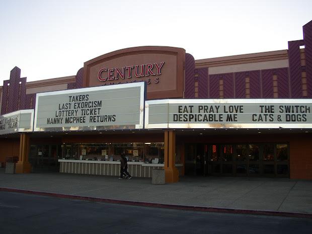Century Cinema Treasures Grand Opening 2006 - Year of Clean Water
