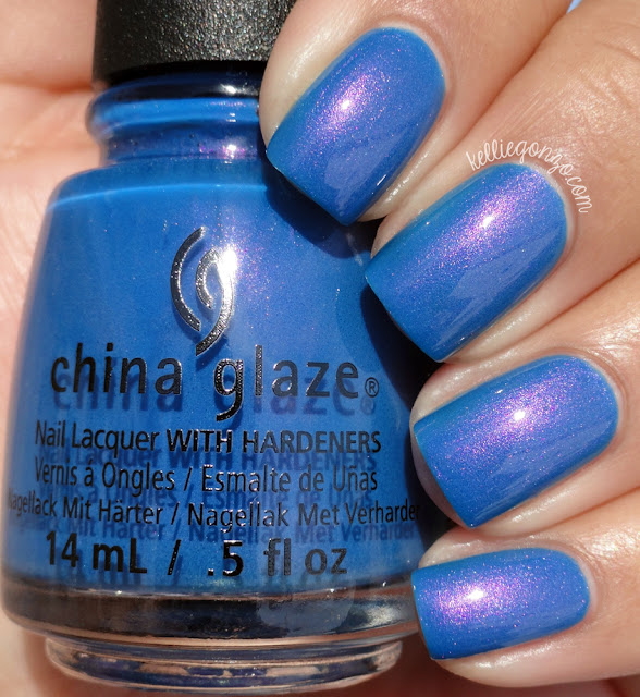 China Glaze Come Rain Or Shine