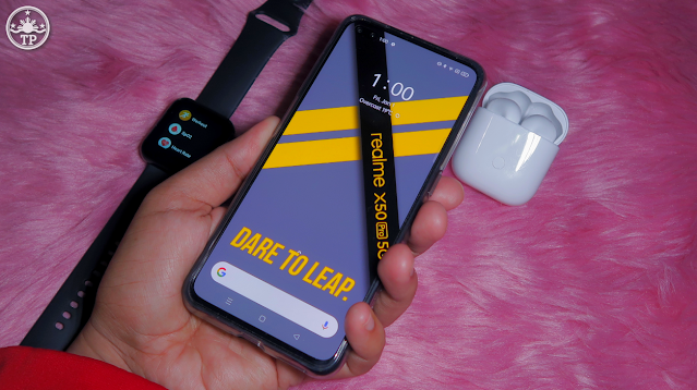 realme watch, realme X50 Pro 5G, realme Air Buds, realme Philippines number one
