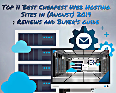 Best Cheapest Hosting websites in India