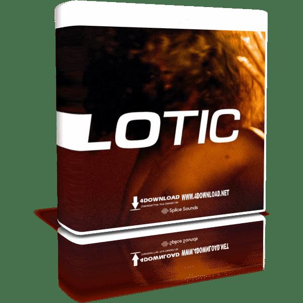 Splice Sounds Lotic 'body' pack WAV