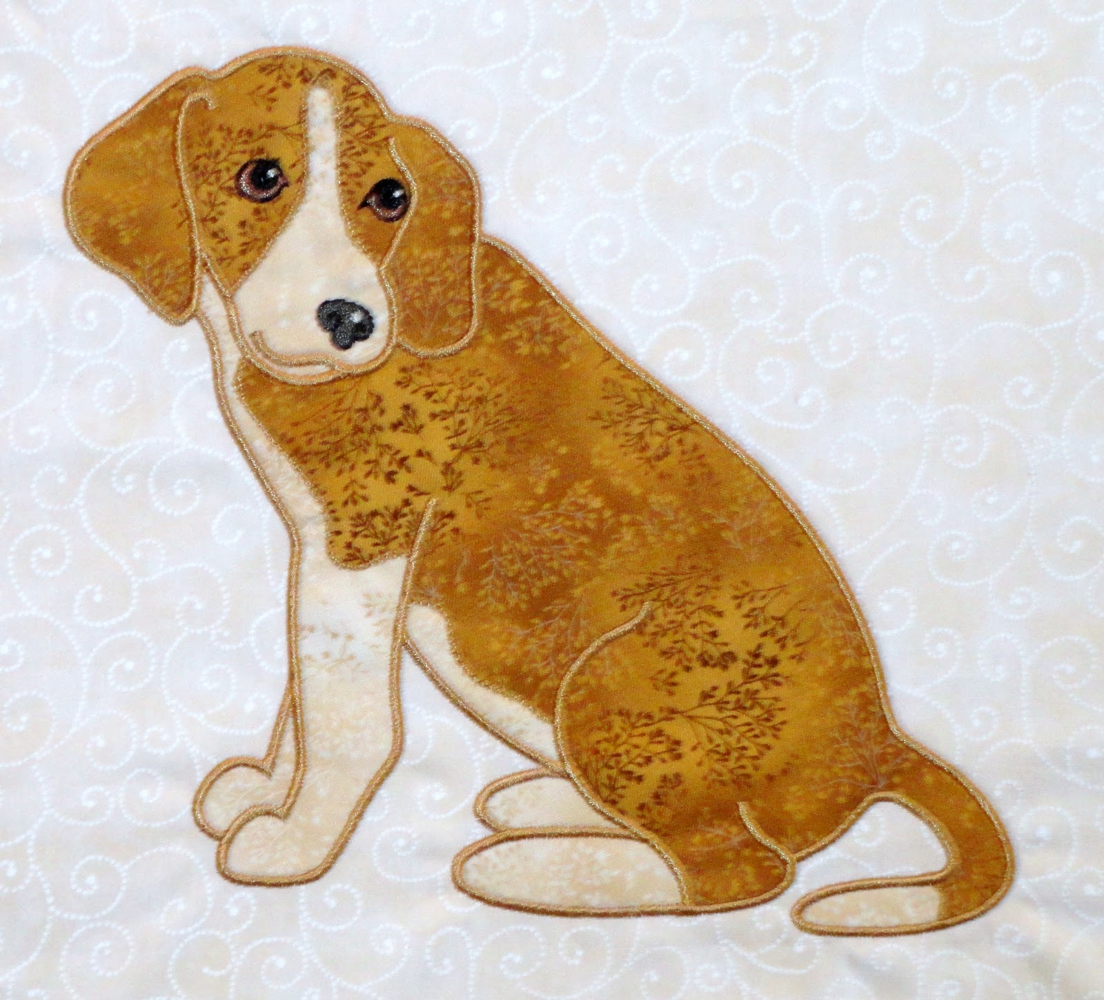 Anna's Awesome Appliques: Darcy Ashton's Small Dogs