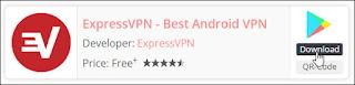 تحميل تطبيق ExpressVPN للاندرويد