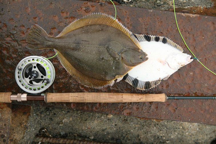 Flyfishing Russia Testing Of A New Model Of A Trout Spey