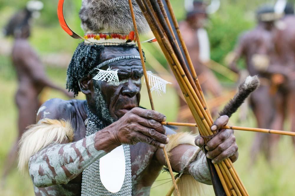 Tari Perang, Tarian Tradisional Khas Papua Barat