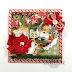December Santa Christmas Greeting Card