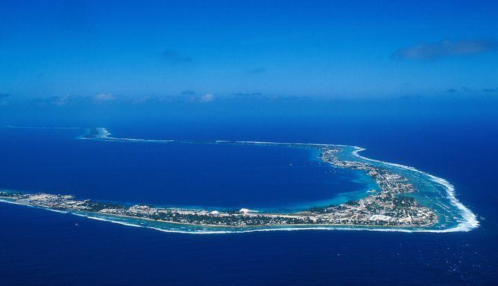 मार्शल द्वीप सबसे छोटे देश