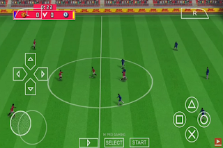 PES Chelito v7 Camera PS4 Mod MU