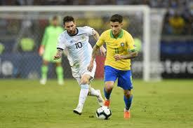 مشاهدة مباراة البرازيل والارجنتين بث مباشر اليوم 15-11-2019 في مباراة ودية