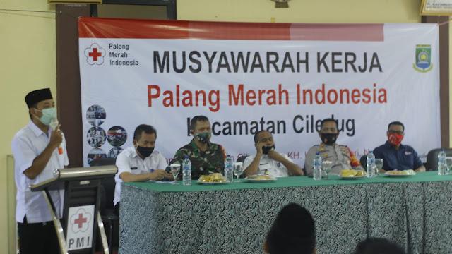 PMI Ciledug Adakan Musyawarah Kerja, Foto Istimewa Korantangsel.com