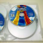 Disc 2 of Sonic Heroes