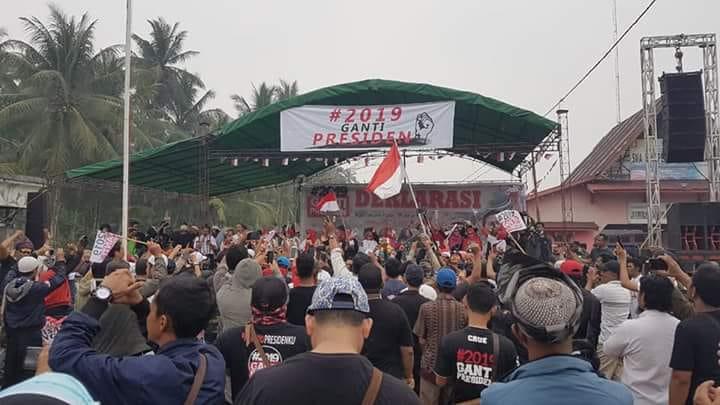Ditolak Di Pekanbaru, Begini Sambutan Membanggakan Masyarakat Kalbar