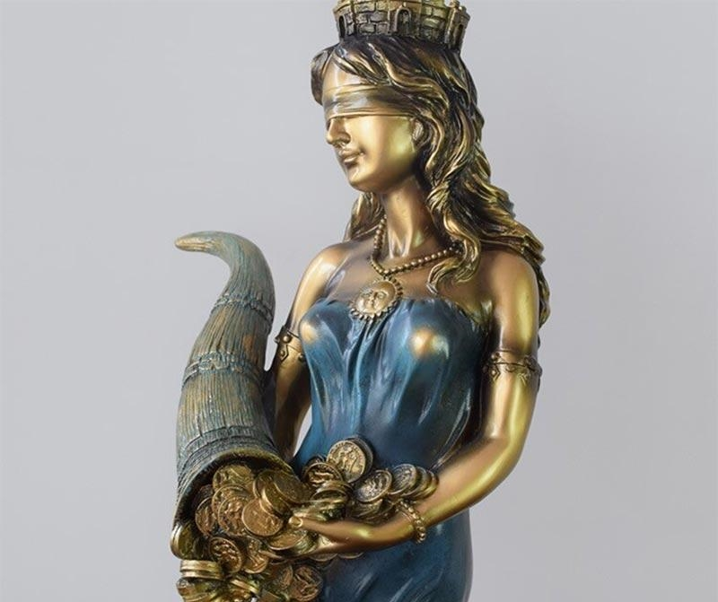 Fortuna: Deusa da Sorte na Mitologia Romana
