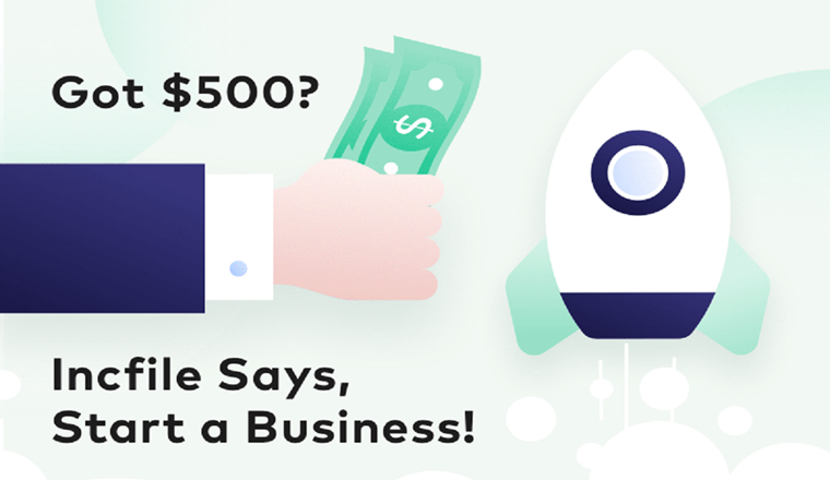 7 Small Business Ideas That Take Under $500 to Start #infographic
