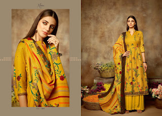 Sargam Print Mishkaa Pashmina Collection