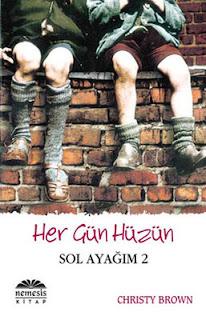 Her Gün Hüzün - Sol Ayağım 2 - Christy Brown - EPUB PDF İndir