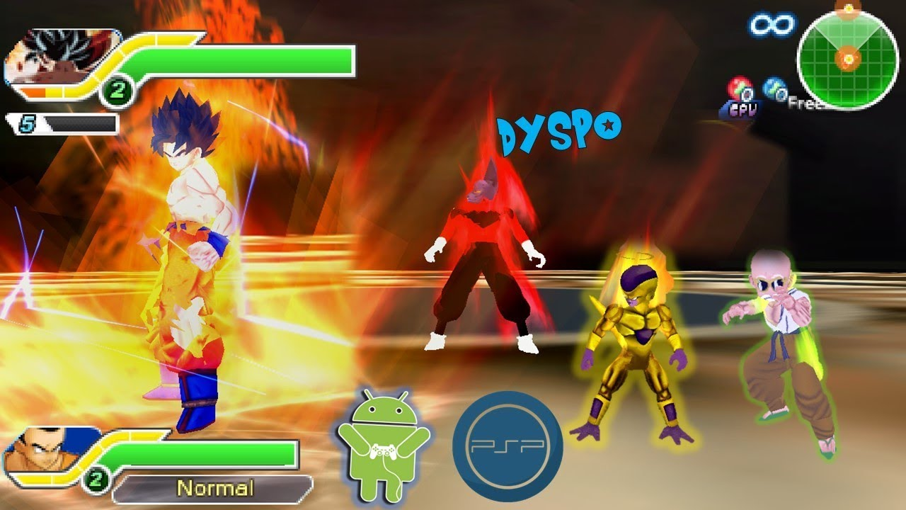 dragon ball xenoverse 2 for ppsspp download