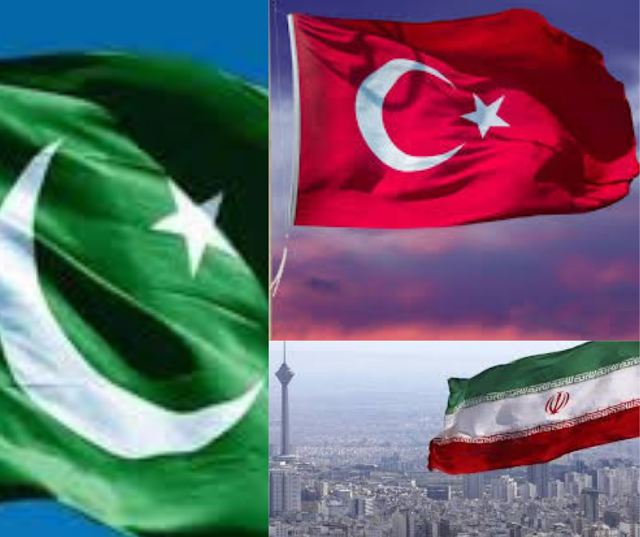 Iran-Pakistan and Turkey are joining forces to fight the regional Challenges