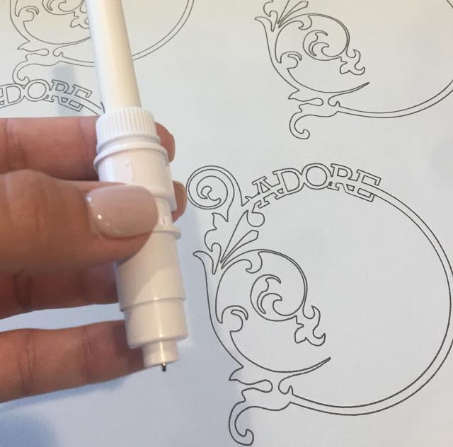 cameo 4, pen holder, silhouette pen holder, cameo 4 tools, silhouette cameo 4 tutorials